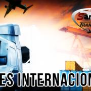 Transportes Internacionais - Transporte Internacional - Samora e Mendo